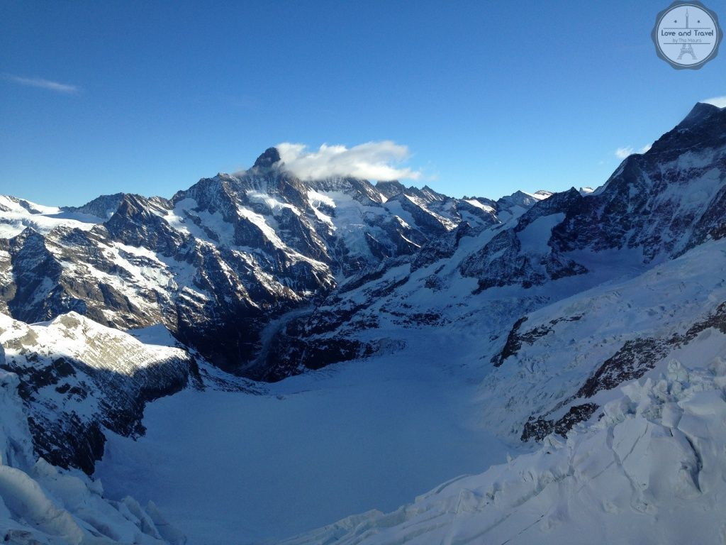 Suíça Jungfrau Top of Europe