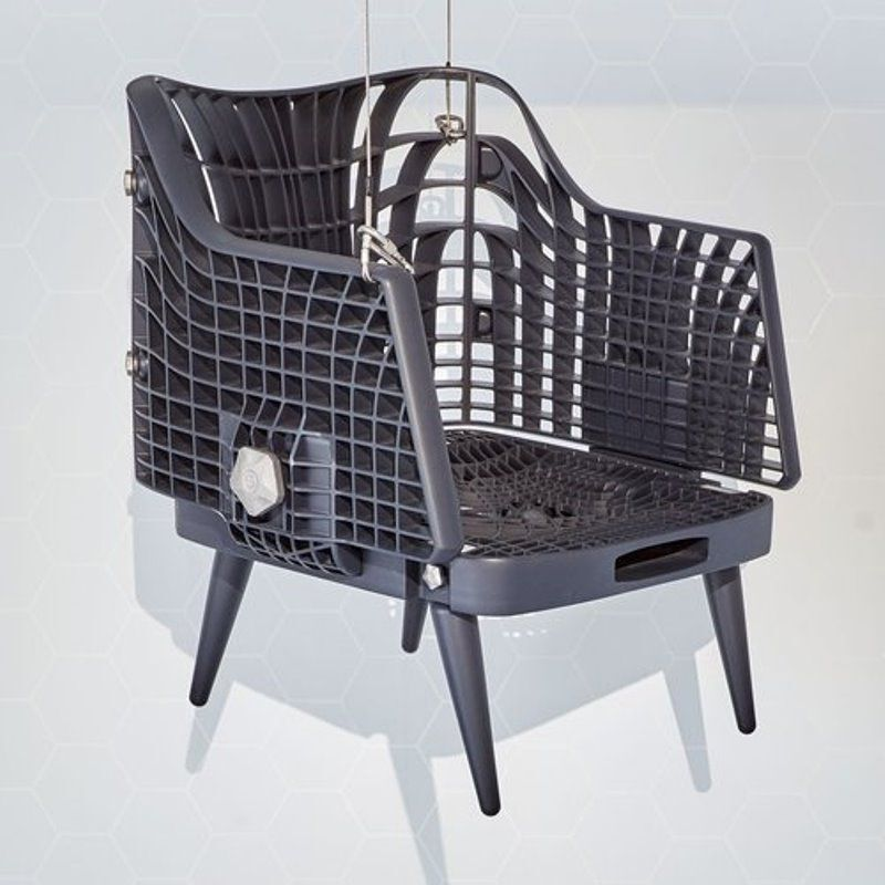 A Starbucks vai investir na produção de cadeiras a partir de tampas e copos usados