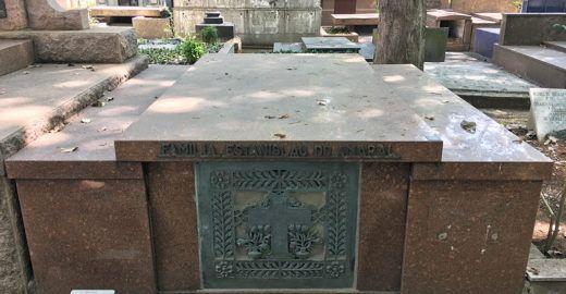 Tour no cemitério destaca grandes mulheres da história nacional