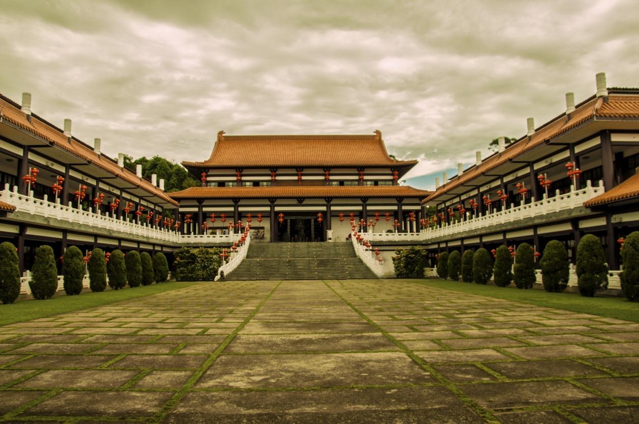 Templo Zui Lai - Cotia, SP