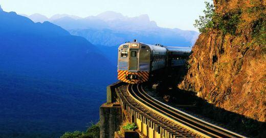 Passeio de trem é opção de programa para o feriado de Corpus Christi