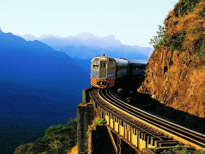 Trem Curitiba - Morretes