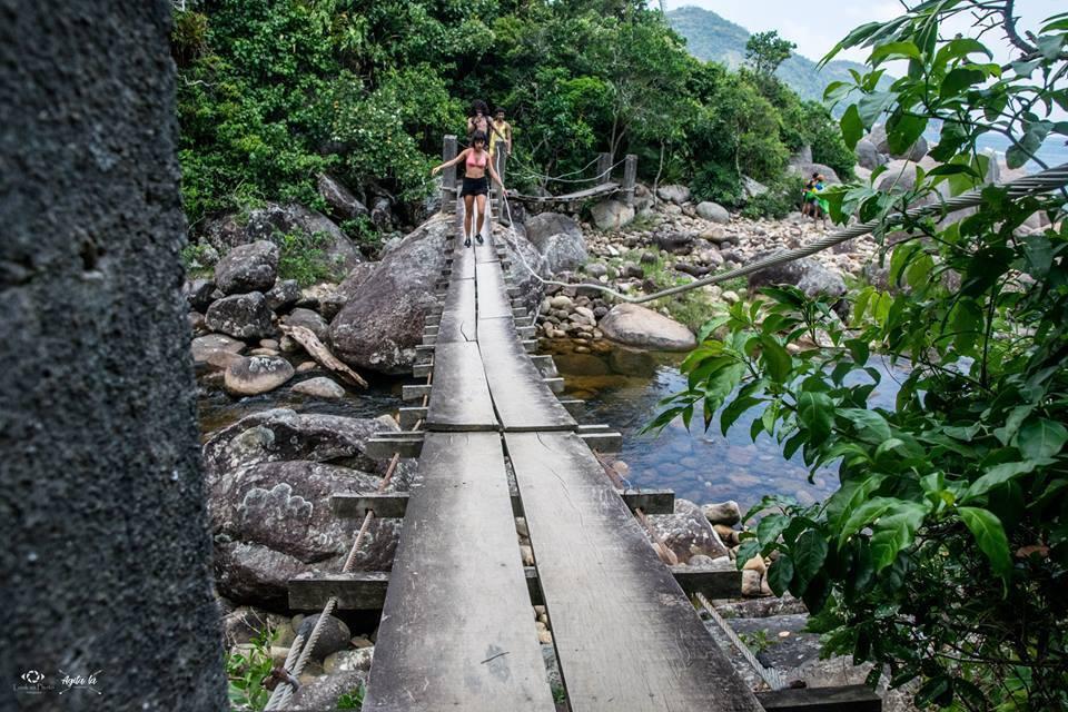 Trilha entre Praias - Praia do Sono Paraty Rio de Janeiro