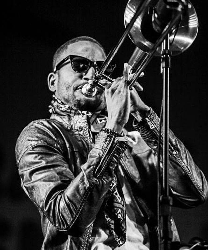 Shorty e seu trombone