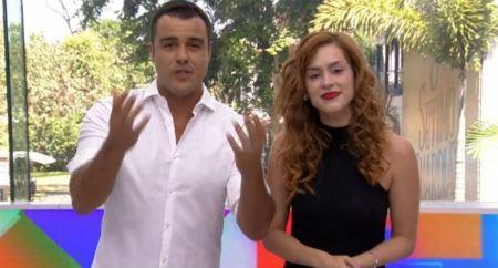 joaquim lopes sophia abrahão 'vídeo show'