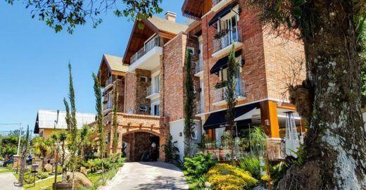Hotel de Gramado está entre os 25 melhores do mundo