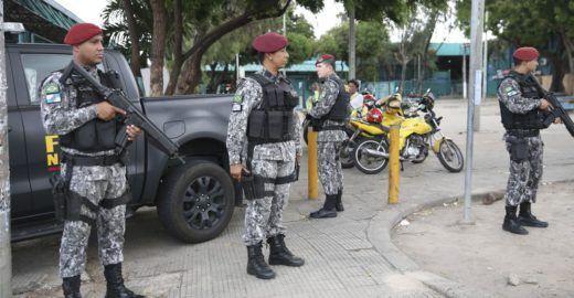 Crise no CE:  160 atos de violência são registrados em 6 dias