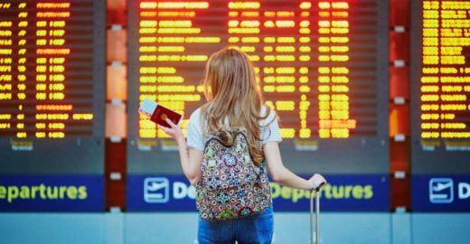 Vai viajar de avião? Fique atento ao final do horário de verão