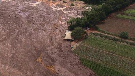 Brumadinho submersa na lama da Vale: um rastro de depressão