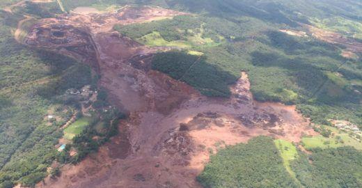 Vale previa inundação de refeitório e sede de barragem
