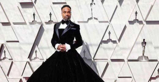 Oscar 2019: Look de Billy Porter mostra que roupa não tem gênero