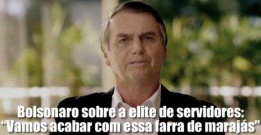 A desconhecida  aposentadoria de marajá de Jair Bolsonaro
