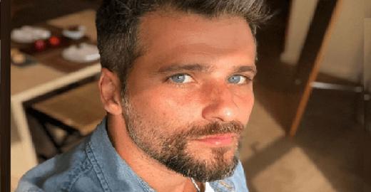 BrunoGagliasso é afastado de novela e passa por cirurgia