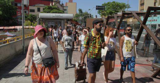 Caminhada São Paulo Negra conta histórias esquecidas da Liberdade