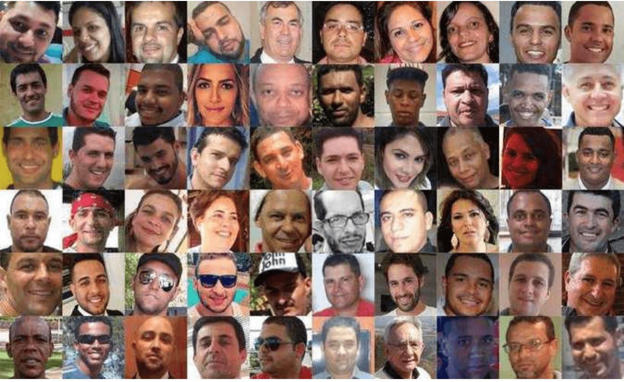 Image result for tragedia de brumadinho
