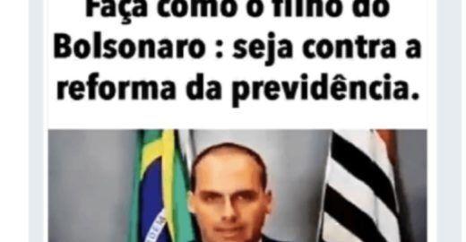 Dimenstein: vídeos mostram como Bolsonaros foram irresponsáveis