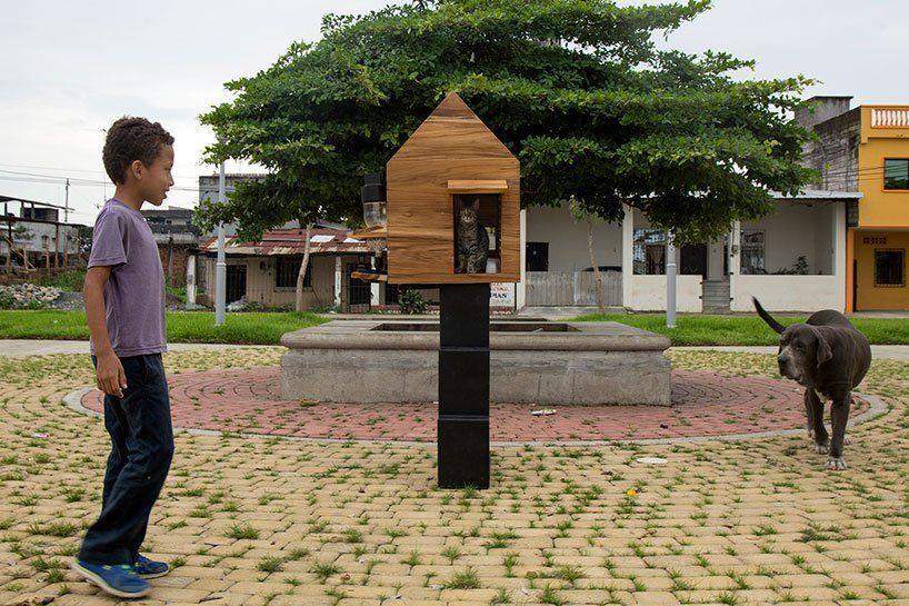 Uma iniciativa que contribui para o bem-estar nos espaços urbanos