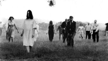 cena de a noite dos mortos vivos
