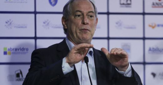 Ciro Gomes volta atacar o PT: tem um 'lado bandido'