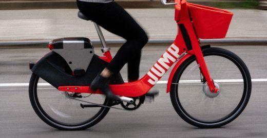 Compartilhamento de bikes da Uber ameaça supremacia dos carros