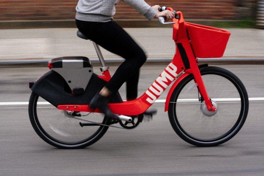O serviço de compartilhamento de bikes da Uber avança a pedaladas largas nos EUA e deve logo chegar ao Brasil