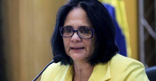 Ministra Damares pede basta para abusos sexuais contra mulheres