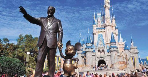 Disney diz que não tem planos para construir parque em Brasília