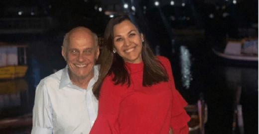 Viúva de Boechat reencontra aliança dele e posta foto: 'Presente'