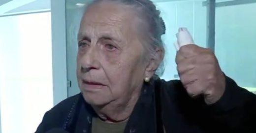 Mãe de Boechat, Dona Mercedes viraliza com depoimento emocionante