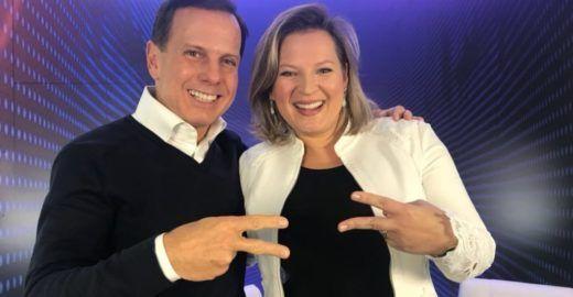 Folha: Dória trai aliado e apoia Joice Hasselmenann para prefeita