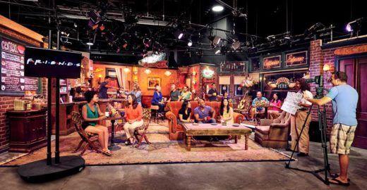 Conheça os bastidores dos maiores estúdios de Hollywood