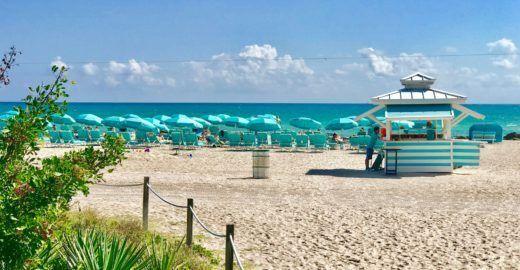 Romance, luxo e paisagens cinematográficas na Flórida