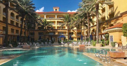 A região de Palm Beaches, na Flórida, é puro luxo