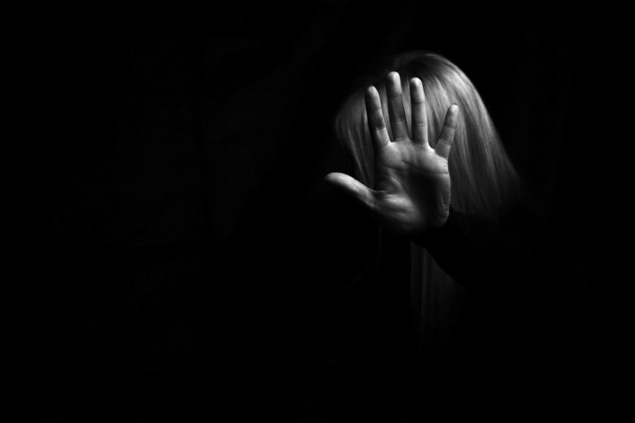 mulher vítima de feminicídio