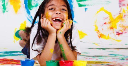 Desenvolvimento infantil: a importância da arte para as crianças