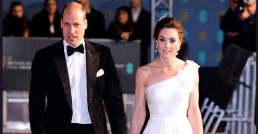 Homenagem de Kate Middleton à Diana chama atenção em premiação
