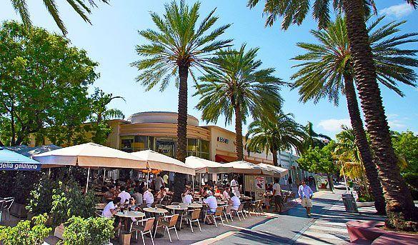 Lincoln Road: rua de compras super transadinha em South Beach