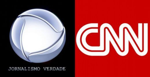 Além da Globo, TV Record prepara ataque contra a CNN no Brasil