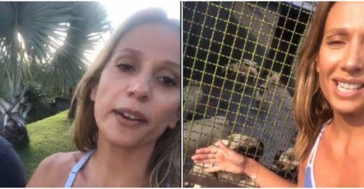 Luisa Mell salva 1707 cachorros para venda e é ameaçada de morte