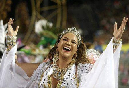 maria rita no desfile da vai vai 2015