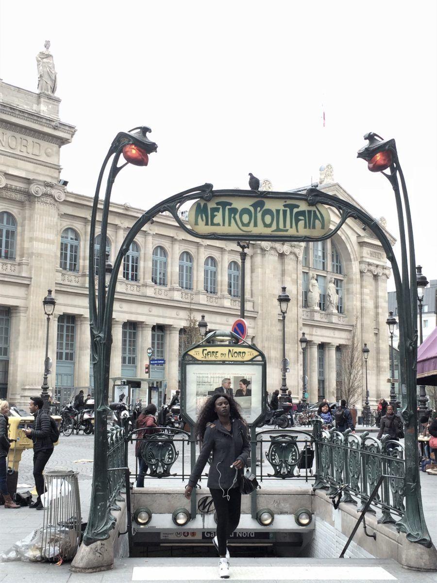 Paris, transporte