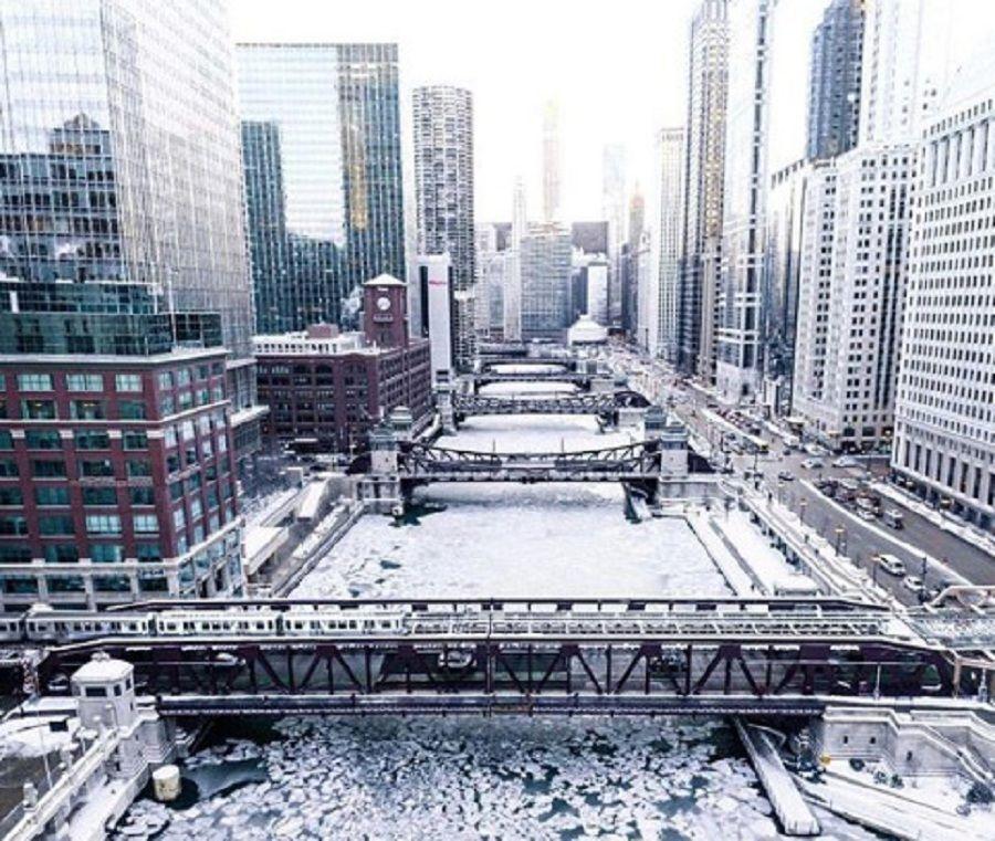 chicago na neve