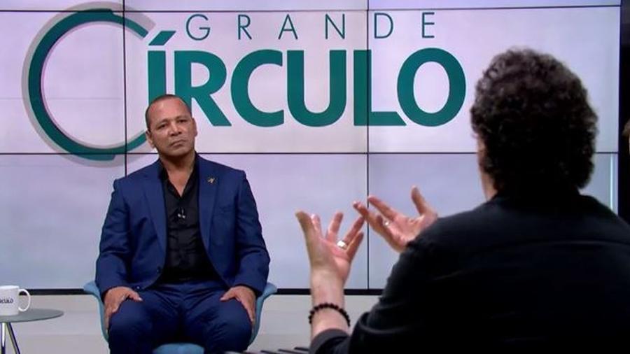 """Pai de Neymar participou do programa """"Grande Círculo"""", ma SporTV"""