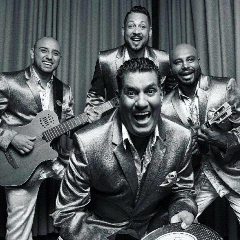 foto divulgação do grupo OS Originais do Samba