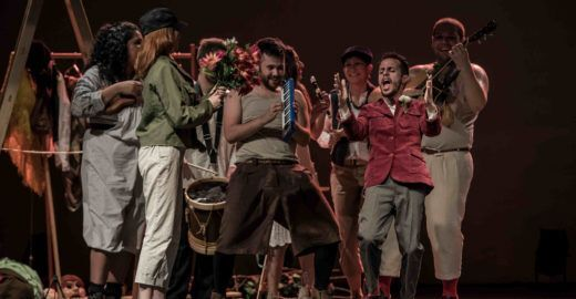Grupo apresenta Noite de Reis, de William Shakespeare, em SP