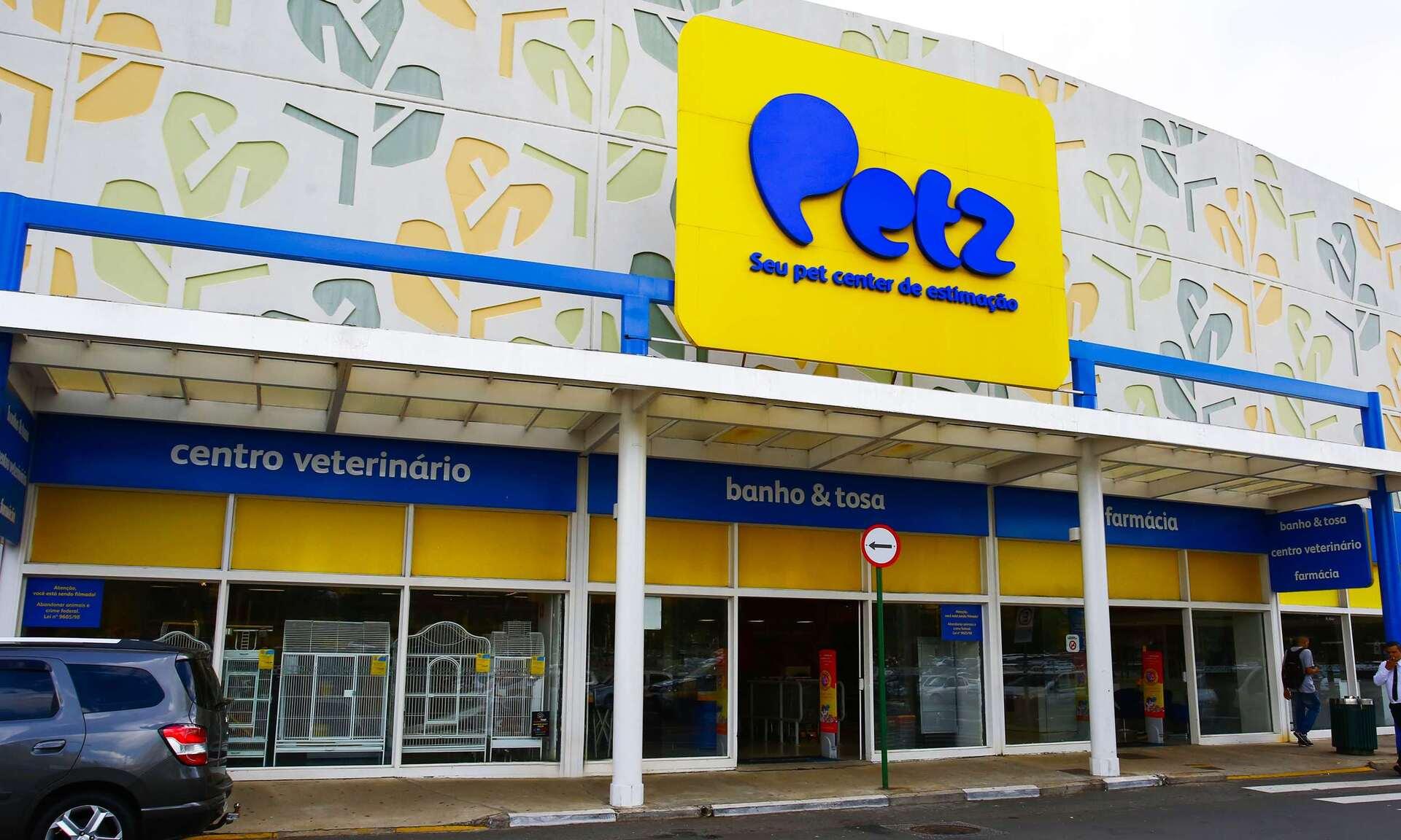pet shop Petz