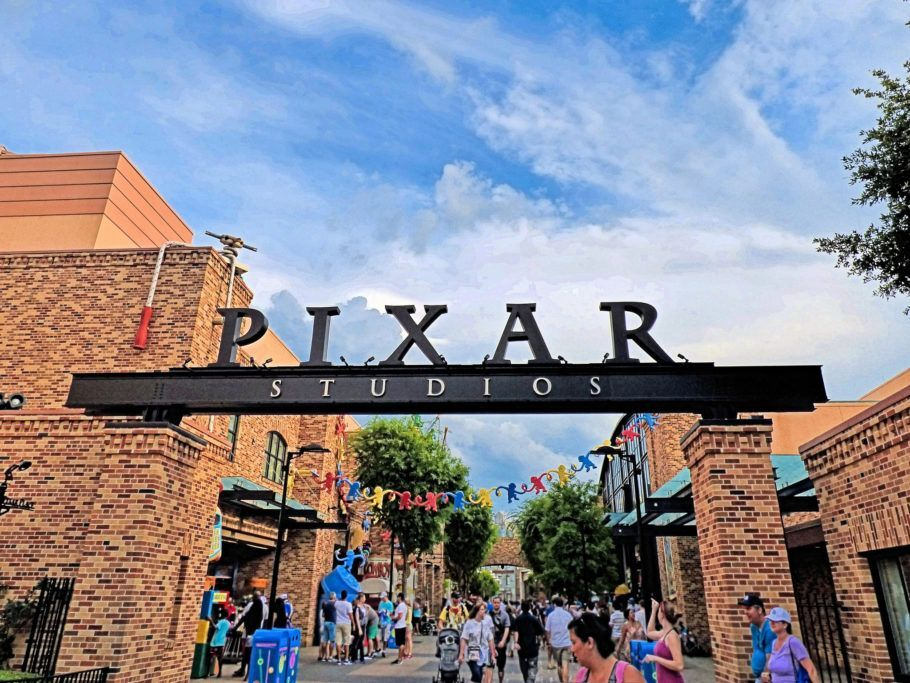 Pixar Place at Disney Hollywood Studios in Walt Disney World Resort