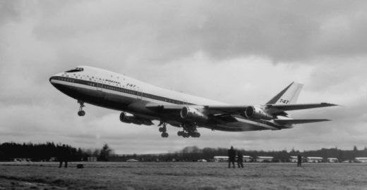 Boeing 747 completa 50 anos do primeiro voo