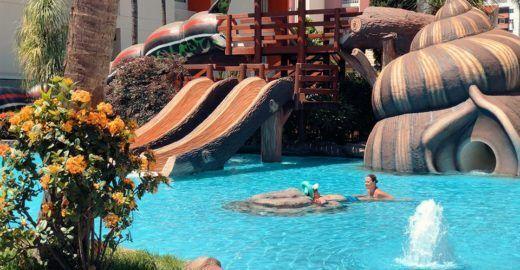 Caldas Novas (GO) tem maior hotel de águas termais do país