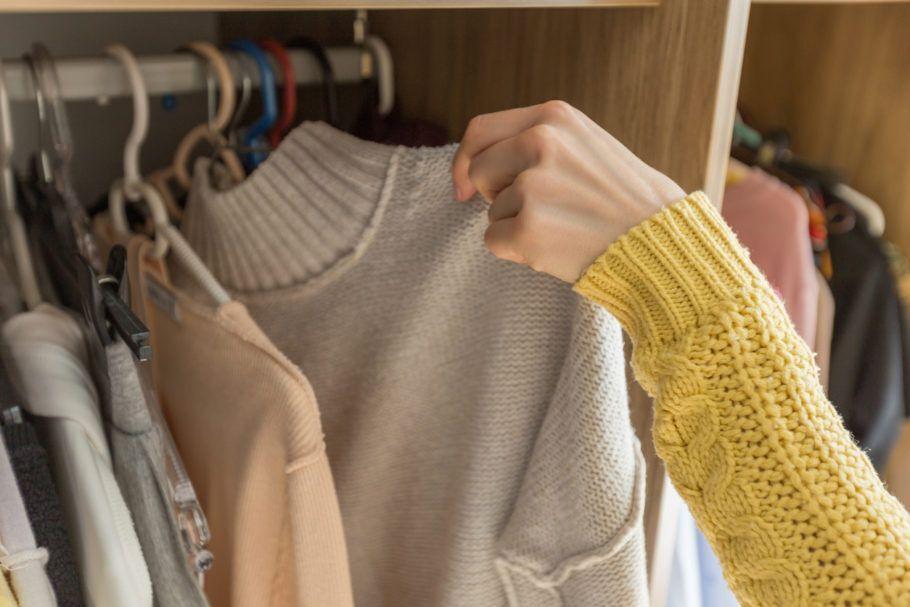App de reciclagem de roupas garante cupons de desconto a usuários